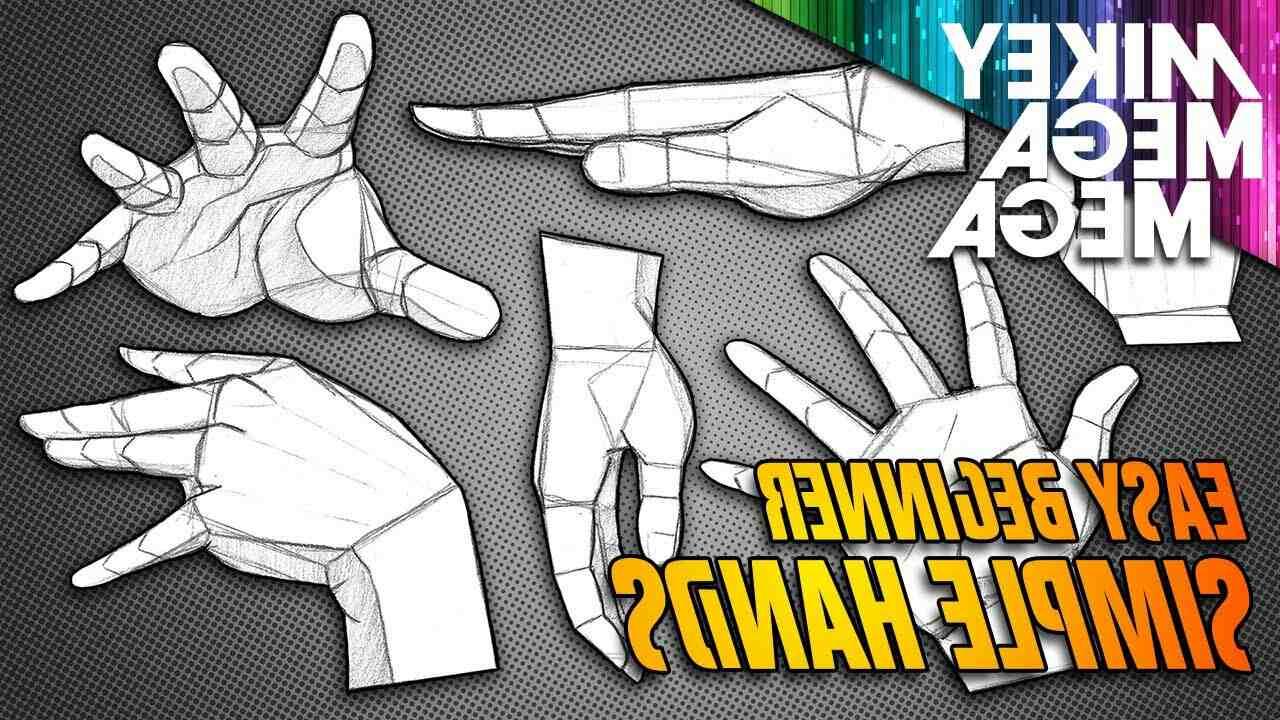 Comment dessiner des mains façon manga