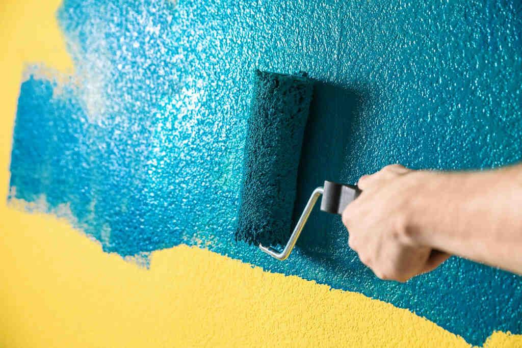 Comment peindre un dessin sur un mur